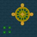 King of the circle (10 shamans)
